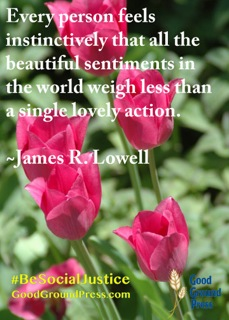 James Lowell quote
