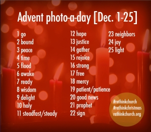 Advent Photo a Day
