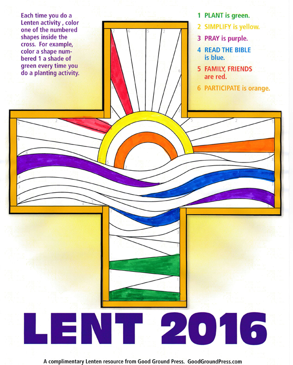 Lent2016secondweek