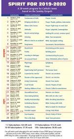 SPIRIT Online dates